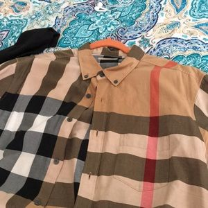 Burberry Shirts - Burberry Shirt